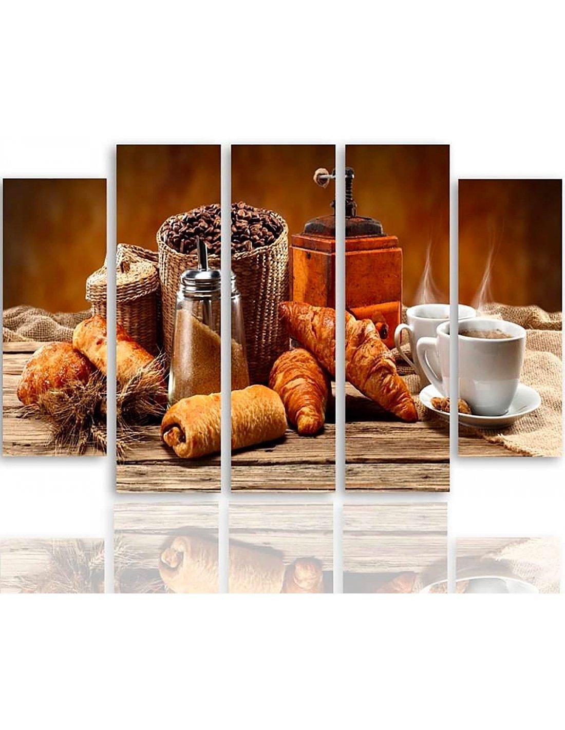 Rangement Petit Dejeuner Cuisine tableau petit dÉjeuner franÇais | feeby |