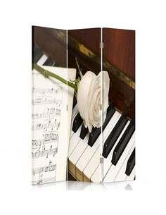 Paravent 3 volets PIANO - par Feeby