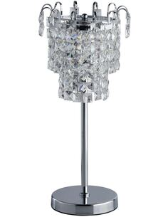 Lampe de chevet GEORGES COVE Collection Crystal