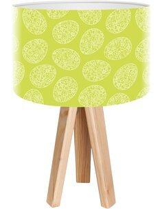 Lampe de chevet Bothanica Vert