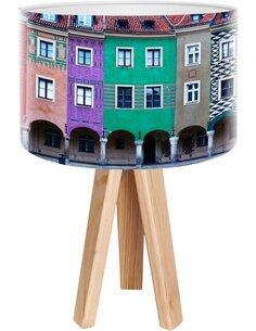 Lampe de chevet Kids Multicolore