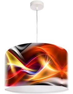 Suspension Magic of color Multicolore