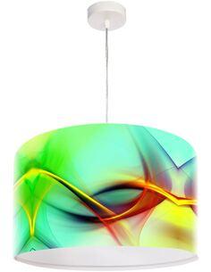 Suspension Magic of color Vert