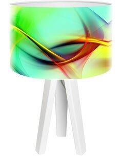 Lampe de chevet Magic of color Vert