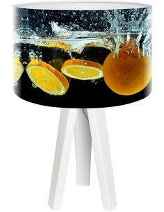 Lampe de chevet Kitchen Noir
