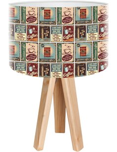 Lampe de chevet Kitchen Multicolore