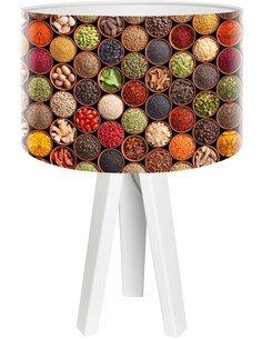 Lampe de chevet Kitchen Multicolore