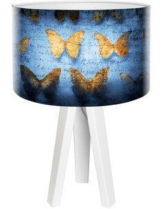 Lampe de chevet Bothanica Bleu