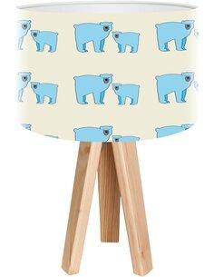 Lampe de chevet Kids Bleu