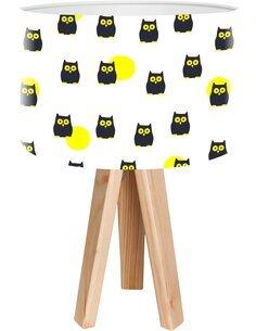 Lampe de chevet Kids Noir