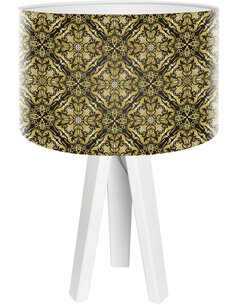 Lampe de chevet Glamour Marron