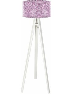Lampadaire Stamps Violet