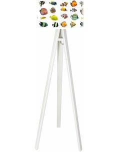 Lampadaire Bothanica Multicolore