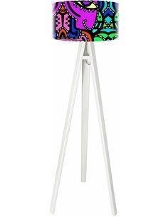 Lampadaire Impresio Multicolore