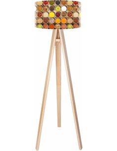 Lampadaire Kitchen Multicolore