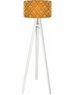 Lampadaire Stamps Marron