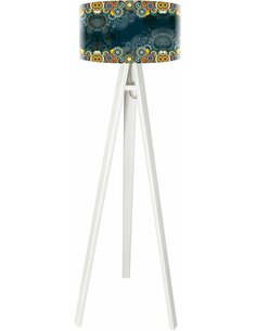 Lampadaire Yoga Multicolore