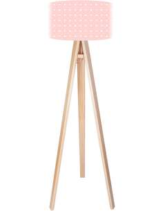 Lampadaire kids Rose