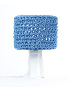 Lampe de chevet Sploty Bleu
