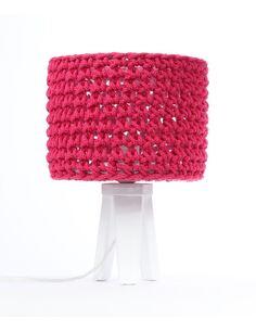 Lampe de chevet Sploty Rouge