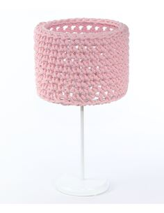 Lampe de table Sploty Rose