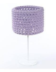 Lampe de table Sploty Violet