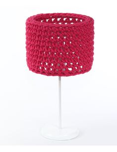 Lampe de table Sploty Rouge