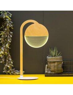 Lampe CITY 3D Lumière Led