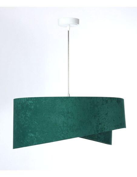 Suspension ASYMETRIC Vert et Blanc