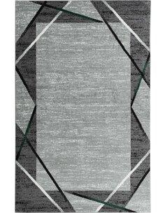 Tapis SANTANA 77 moderne Rectangulaire Vert