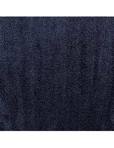 Tapis Faux Silk Bleu