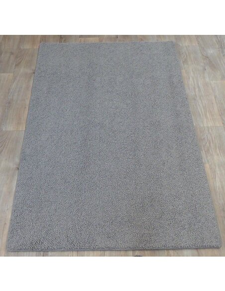 Tapis WOOLY Boucle grise