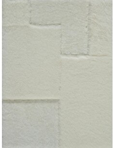 Tapis BAIKAL blanc