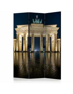 Paravent 3 volets BERLIN AT NIGHT  | Artgeist |