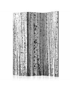 Paravent 3 volets BIRCH FOREST  | Artgeist |