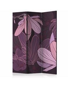 Paravent 3 volets DREAMY FLOWERS  | Artgeist |