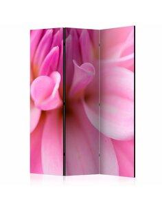 Paravent 3 volets FLOWER PETALS dahlia  | Artgeist |