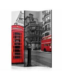 Paravent 3 volets LONDON ICONS  | Artgeist |
