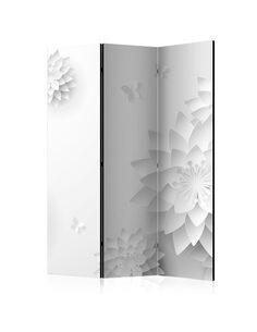 Paravent 3 volets ORIENTAL FLOWERS  | Artgeist |