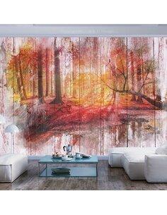 Papier peint AUTUMNAL FOREST