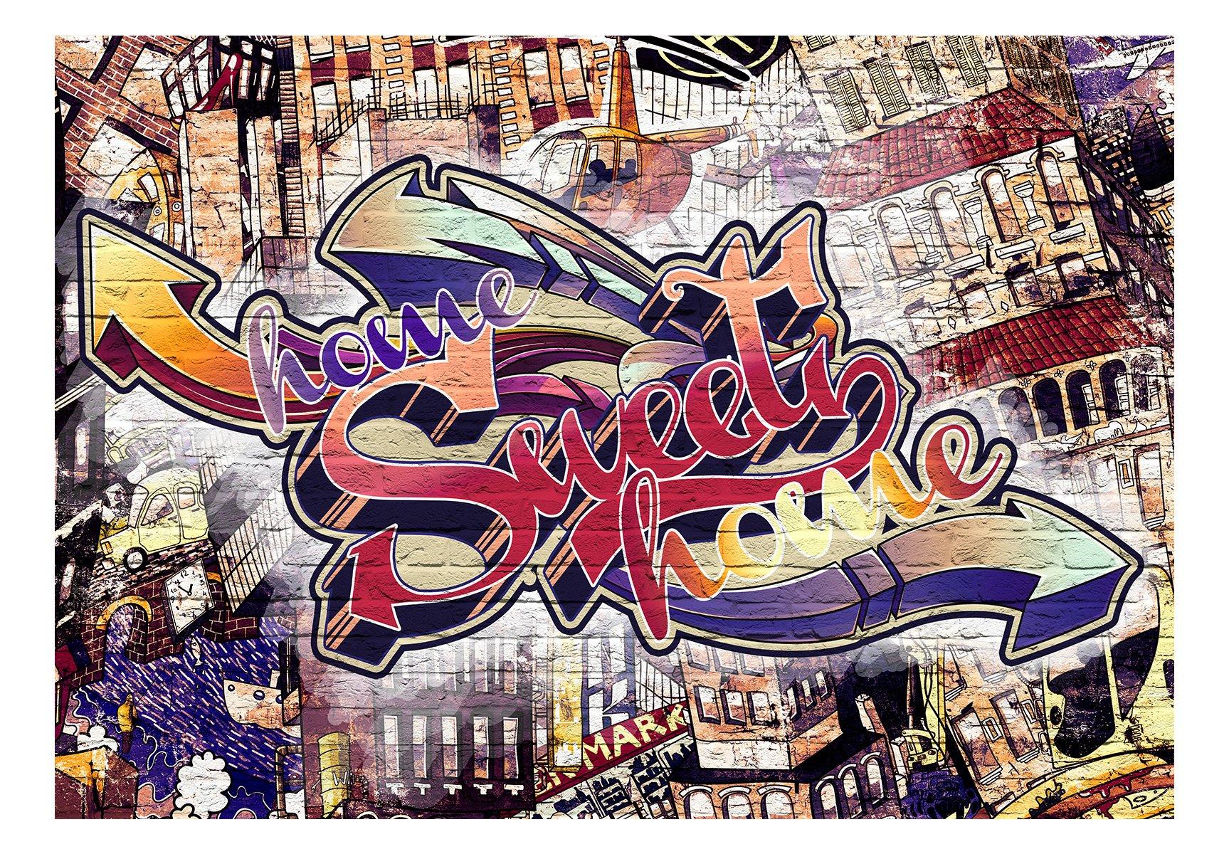 Cooles Graffiti