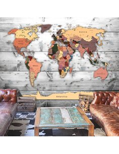 Papier peint DIRECTION WORLD