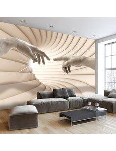 Papier peint FOLLOW THE LIGHT