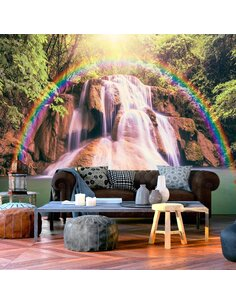 Papier peint MAGICAL WATERFALL