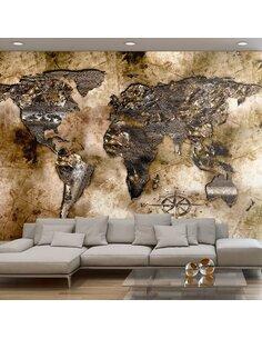 Papier peint OLD WORLD MAP