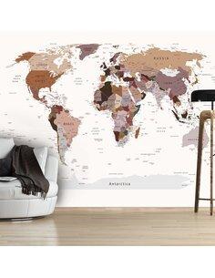 Papier peint WHERE TODAY?