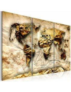Tableau ANATOMY OF THE WORLD