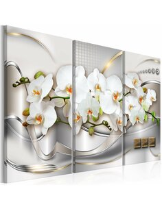 Tableau BLOOMING ORCHIDS I