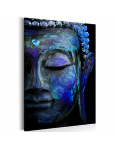 Tableau BLUE BUDDHA