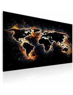 Tableau FIERY WORLD